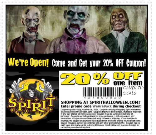 more wholesale halloween costumes coupons more spirit halloween couponssearch for free online spirit halloween promotional code at spirithalloweencom and