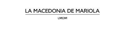 La Macedonia de Mariola