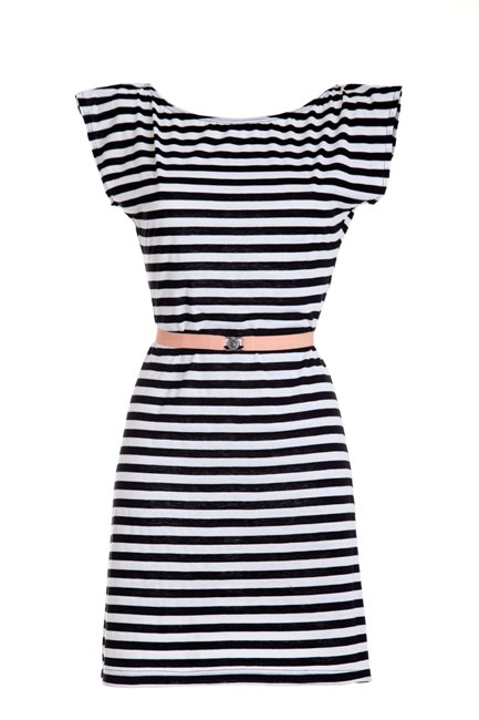 The '24' hour dress with the basic belt