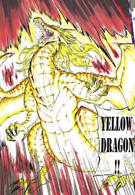 Download Yellow Dragon ga Arawareta