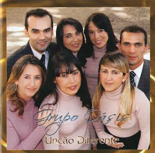 Grupo Oásis - Unção Diferente 2011