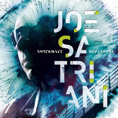 Joe Satriani - Shockwave Supernova album