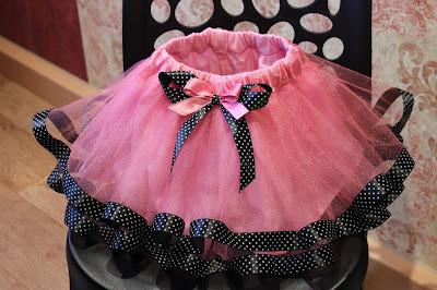 юбка мини маус