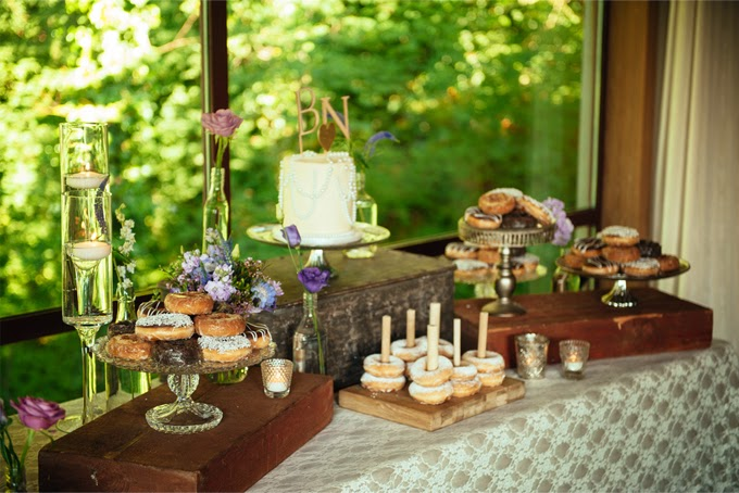 Rustic Romance Vancouver Country Wedding