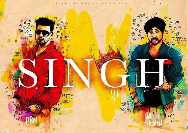 SINGH Lyrics - Jassi Sidhu