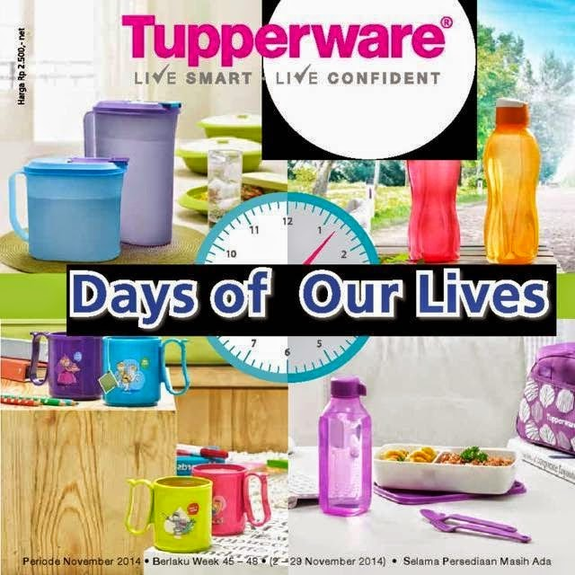 Katalog Tupperware Promo November 2014