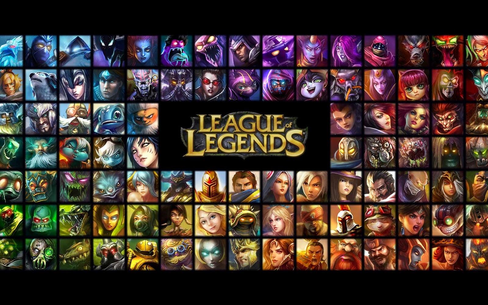 lige of legend