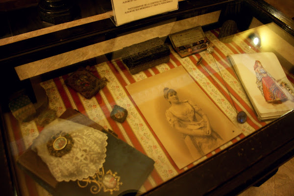 Personal belongings of the Countess of Lebrija