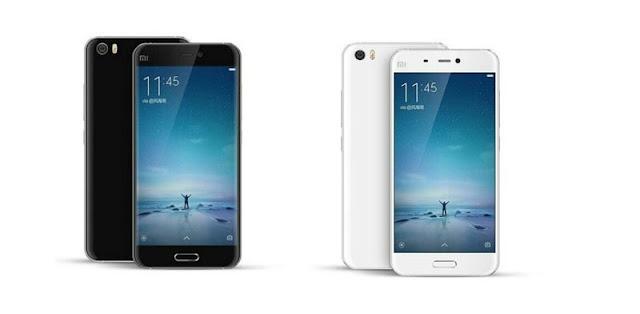 Xiaomi Mi 5 pricing, four Variants