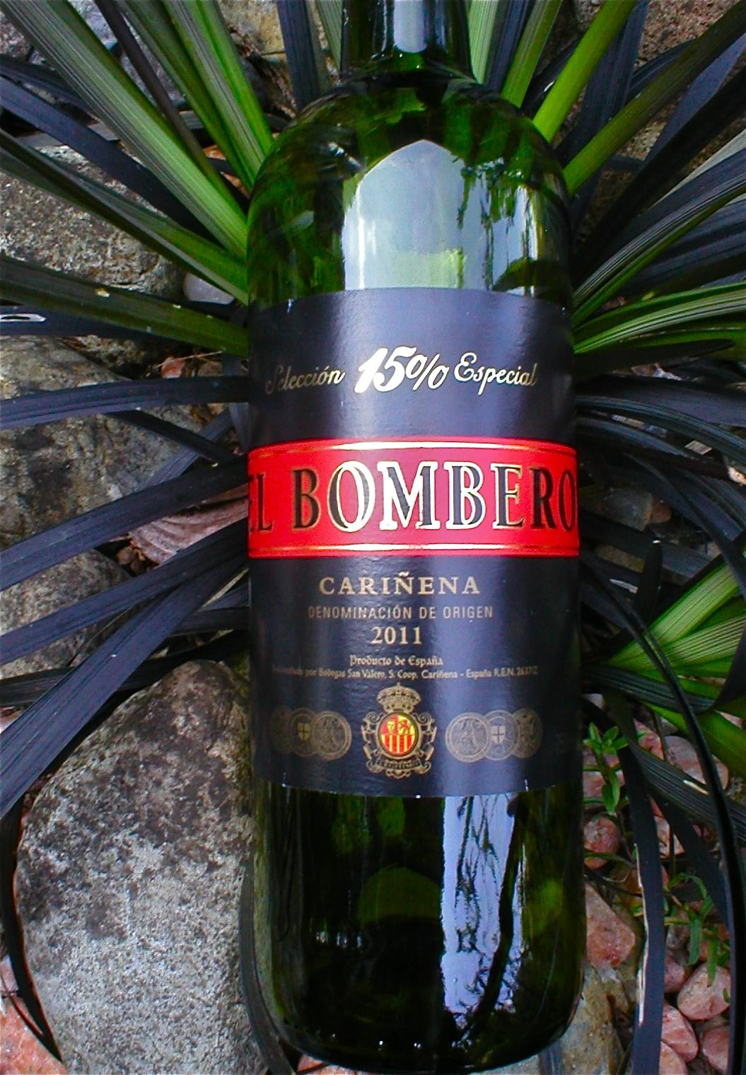 Naked Wine Reviews: El Bombero Grenache Blend 11