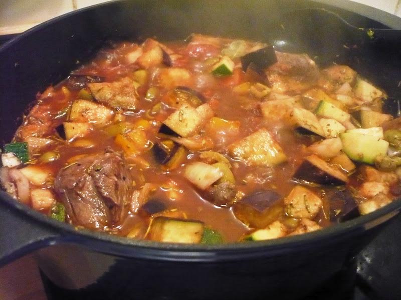 Celle qui cuisinait ou le plaisir de cuisiner un tour en - Cuisiner de la joue de porc ...
