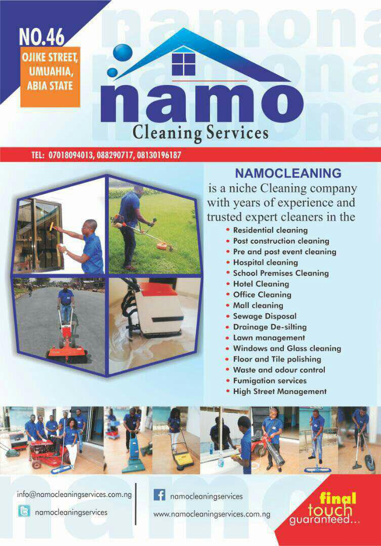 Namo Cleaning Services