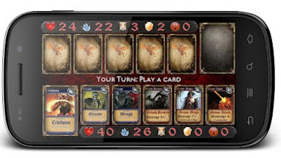Summoner Call - коллекционная карточная игра для андроид