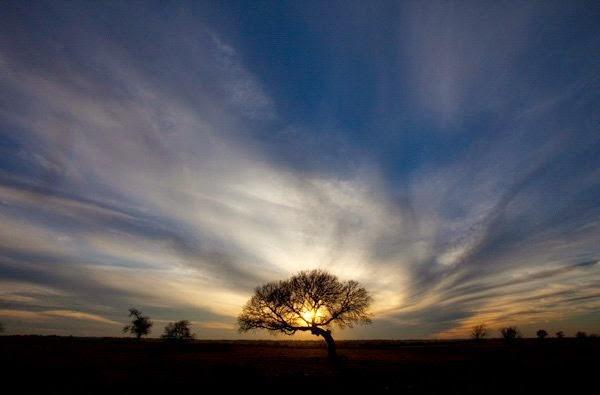 إلتقاط صور شروق وغروب الشمس