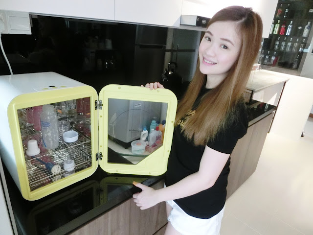 Sponsored Haenim Uv Sterilizer And Dryer Katty Tan