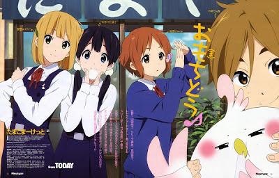 Tamako Market anime