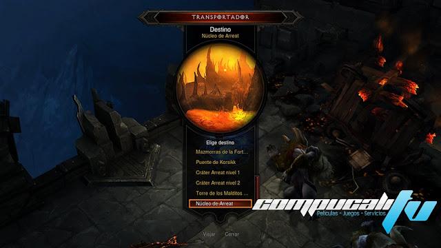 Diablo 3 Xbox 360 Región Free XGD3