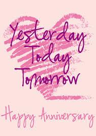Anniversary yg ke 6 tahun.