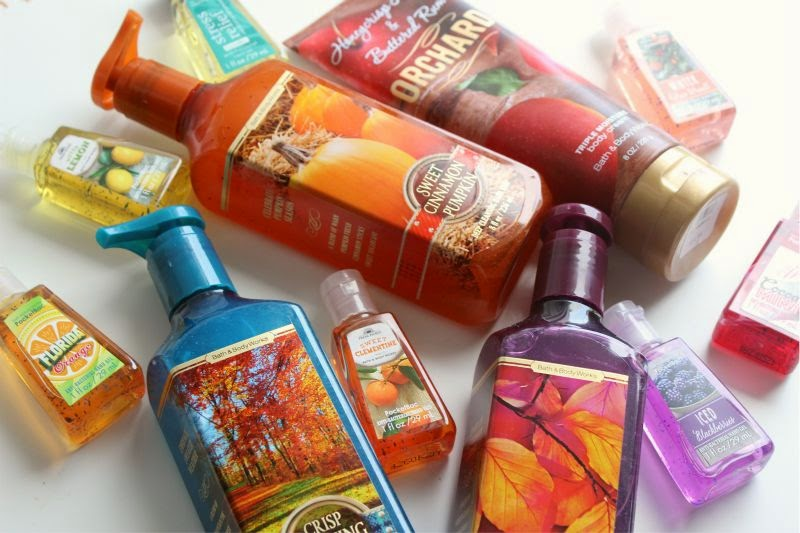 Bath and Body Works Haul UK