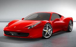 Fast Ferrari Cars 5