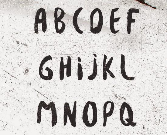 Besom - FREE Brush font