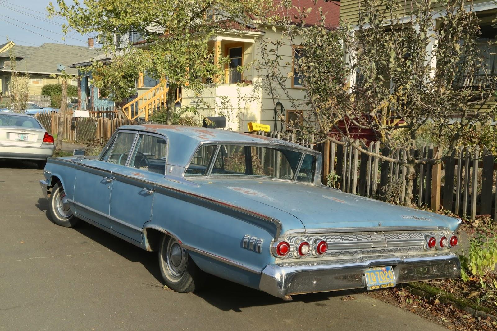 1963 Mercury Monterey Custom