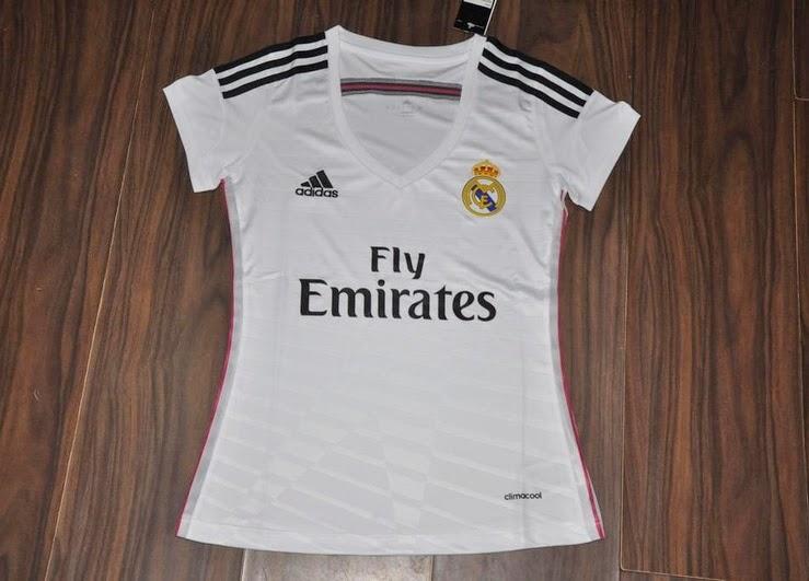 Kaos Couple Jersey Real Madrid 2015