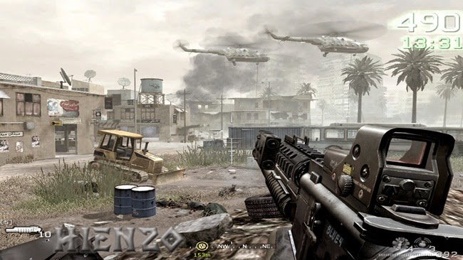 free  call of duty 4 pc games