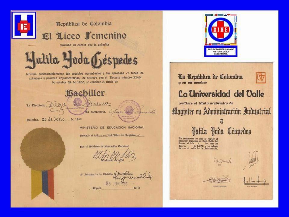 ENFERMERIA AVANZA: HISTORIA DE LA ESCUELA DE ENFERMERÍA DE LA ...