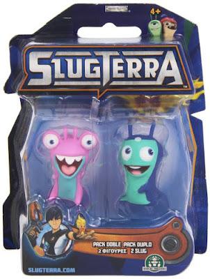 JUGUETES - SLUGTERRA  Pack 2 Slugs : Suds y Glimmer | Figuras - Muñecos  Producto Oficial Serie Televisión | Giochi Preziosi | A partir de 4 años  Comprar en Amazon