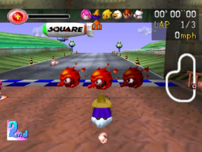 Free Download Chocobo Racing Full Version ISO (PS1)