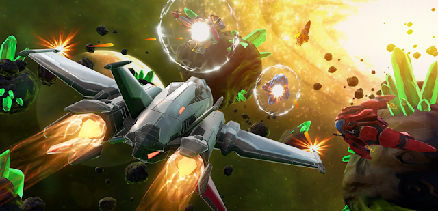 ARC Squadron: Redux v1.4 Apk + Data Mod [Free Shopping]