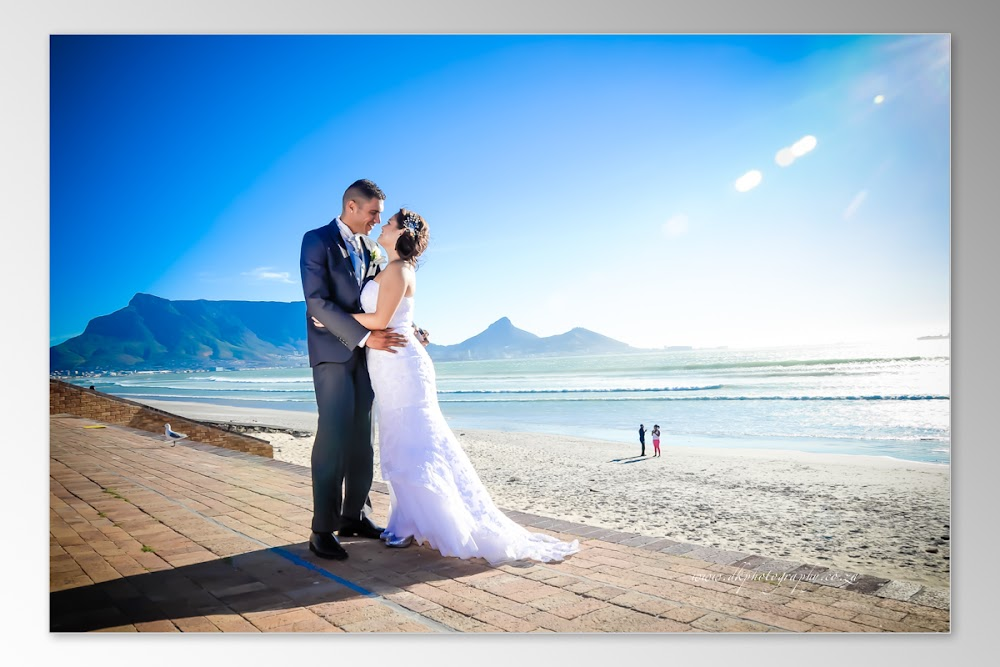 DK Photography Slideshow+DVD-245 Tania & Grant's Wedding in Waterfront | Atlantic Imbizo  Cape Town Wedding photographer
