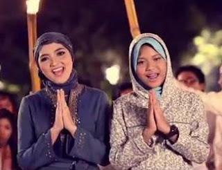 ashanty-feat-aurel-salam-ya-ramadhan