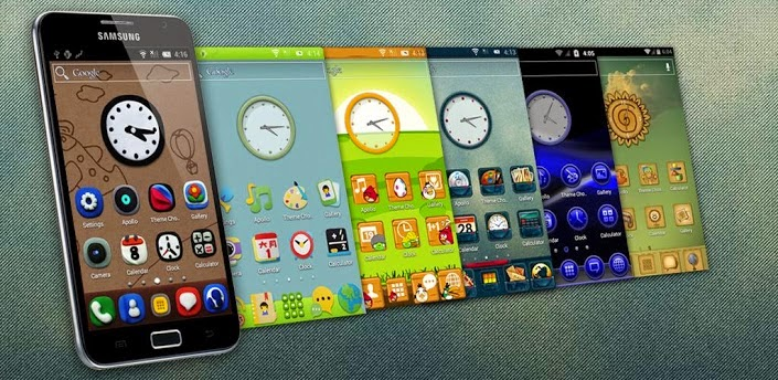 Free Download 10 Best Android Launchers To Customize Your Samsung Galaxy S5