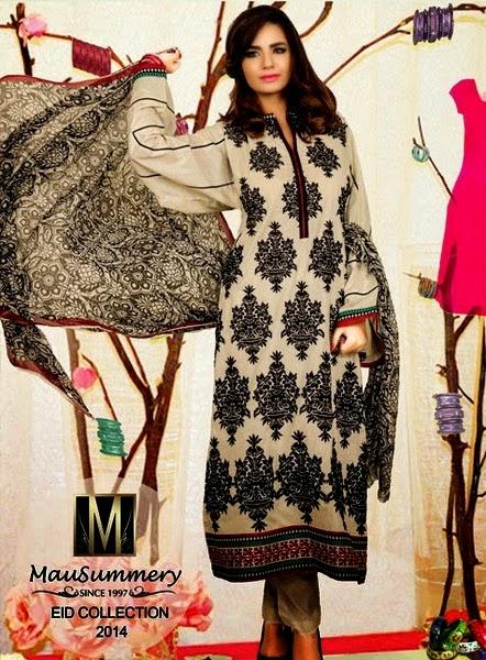 Mausummery Ready Made Eid Dress
