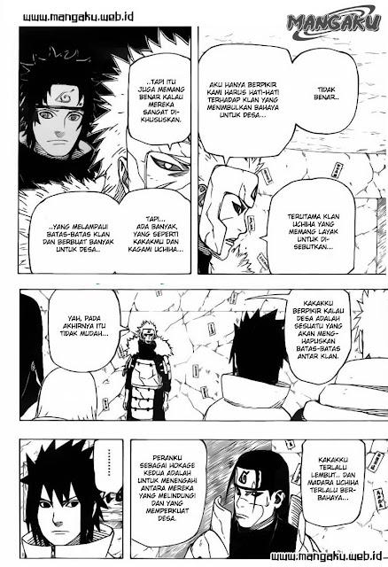 komik Naruto 627