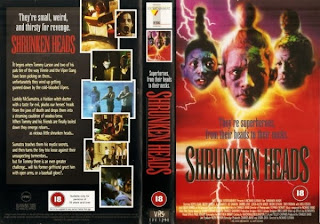 movie SHRUNKEN HEADS (1994). How did that all come about for you