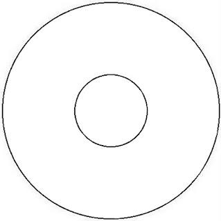 formato etiqueta cd