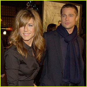 Latest Hollywood Hotte... Brad Pitt Jennifer Aniston