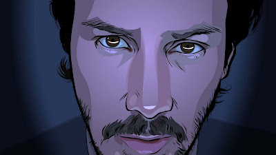 A Scanner Darkly Movie Wallpaper