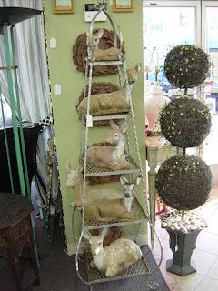 Newport Avenue Antiques August 2012