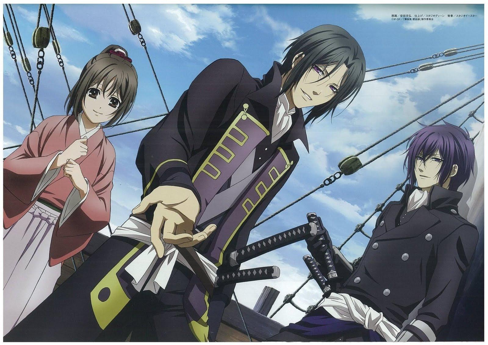 Hue Hue Anime Reviews: March 2011