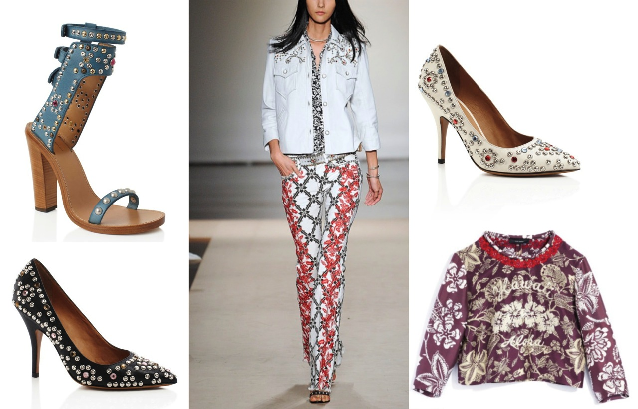 Isabel marant on the selling