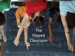 picture of flipped classroom