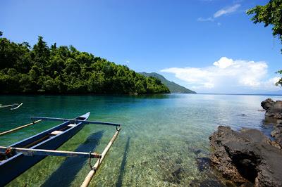 Pantai Paling Jernih Di Indonesia