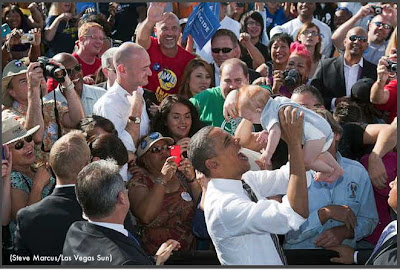 President Obama In Nevada (Video)