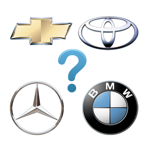 Guess car brand APK