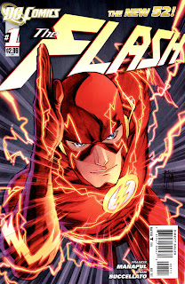 The Flash #1 - 365 Days of Comics