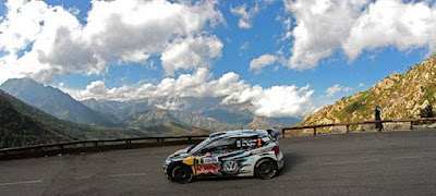 WRC Tour de Corse Rallye de France